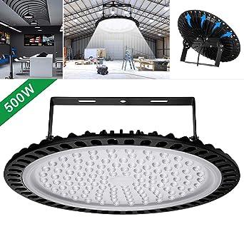 LED High Bay Light 500W 300W 200W 100W 50W Warehouse Industrial Commercial Light