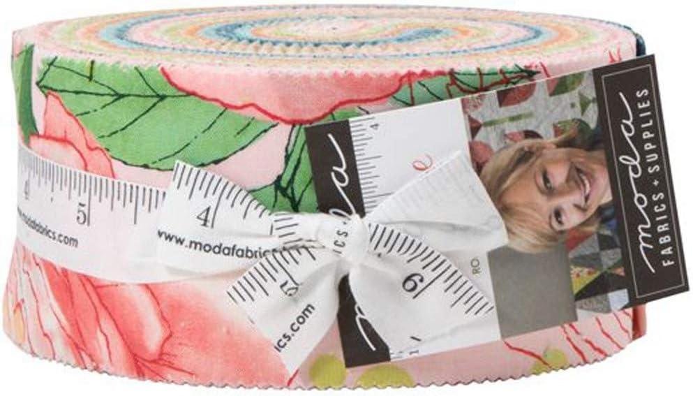 Moda Fabrics Abby Rose Robin Pickens Jelly Roll Strips
