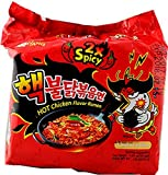 Samyang Extra Spicy Roasted Chicken Ramen 5 Pack