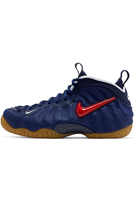 nike AIR FOAMPOSITE PRO HYPER CRIMSON BLACK bei ...