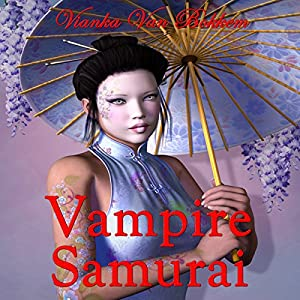 Vampire Samurai Audiobook