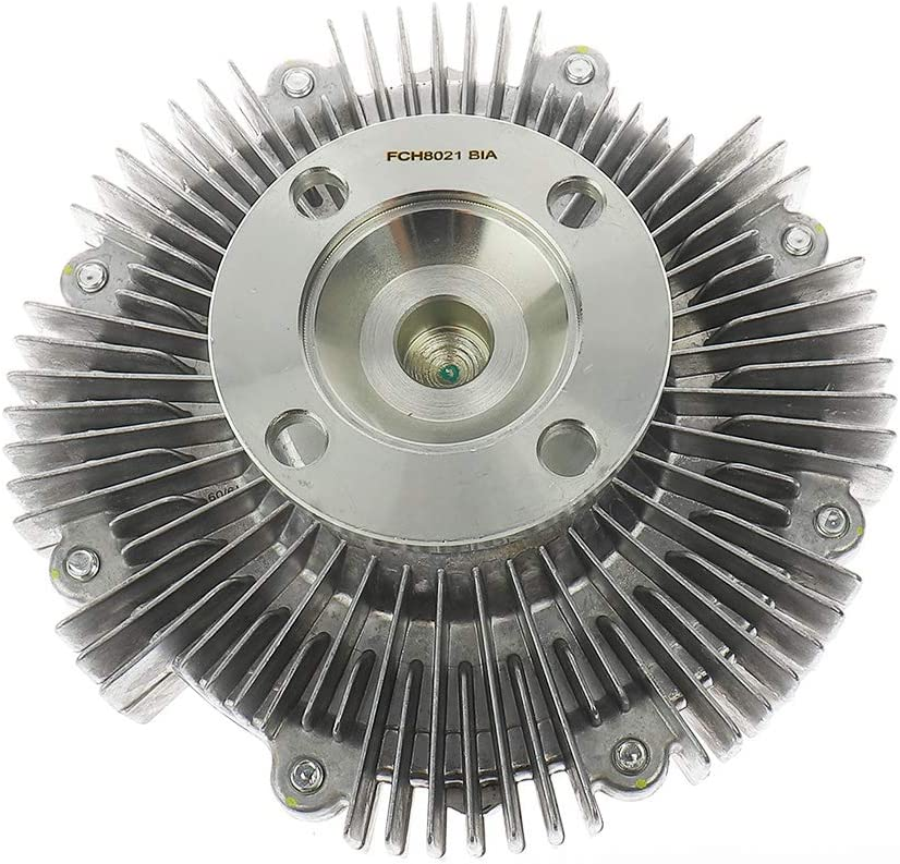IRONTEK 2671 Engine Cooling Fan Clutch fits Acura SLX/Honda Passport/Isuzu Rodeo/Toyota 4 Runner/Toyota Tacoma/Tundra Radiator Fan Clutch 16210-62030
