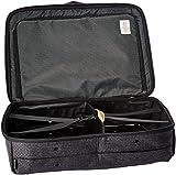 The Shrine Weekender Sneaker Backpack, Black/Gold