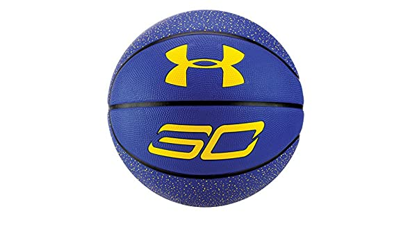 Under Armour Stephen Curry Baloncesto Oficial (29,5): Amazon.es ...