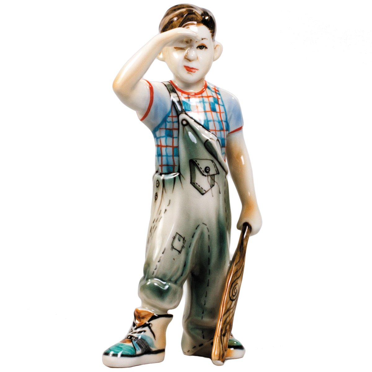 高品質の激安 磁器Figurines – Boy 磁器Figurines Boy Playing Lapta Playing B01MZD9TK2, チョウナンマチ:8ca738a3 --- arcego.dominiotemporario.com