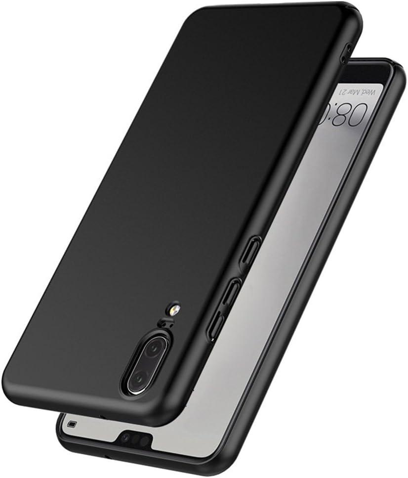 OFU® XiaoMi RedMi Note 5 Pro Custodie e cover,Matte Slim Hard case Protettiva Custodia per XiaoMi RedMi Note 5 Pro ,cover Per XiaoMi RedMi Note 5 Pro Pollice Smartphone-nero