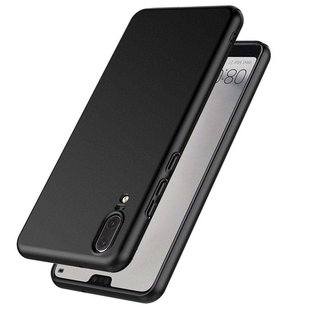 OFU® Xiaomi redmi Notes Pro 5 gevallen en dekking, Slim Matte Hard Case beschermhoes voor Xiaomi redmi Notes Pro 5, 5 dekking voor Xiaomi redmi Notes Pro Smartphone-Black thumb