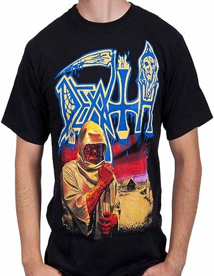 Leprosy Men/'s T-Shirt DEATH