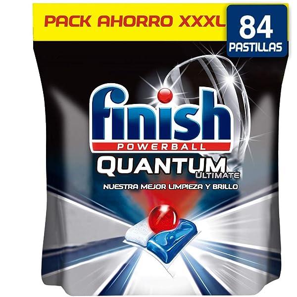Finish Quantum Regular Pastillas para Lavavajillas - 26 + 14 ...