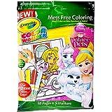 Color Wonder:Disney Princess Enchanted Coloring Book and Markers (Style May Vary)
