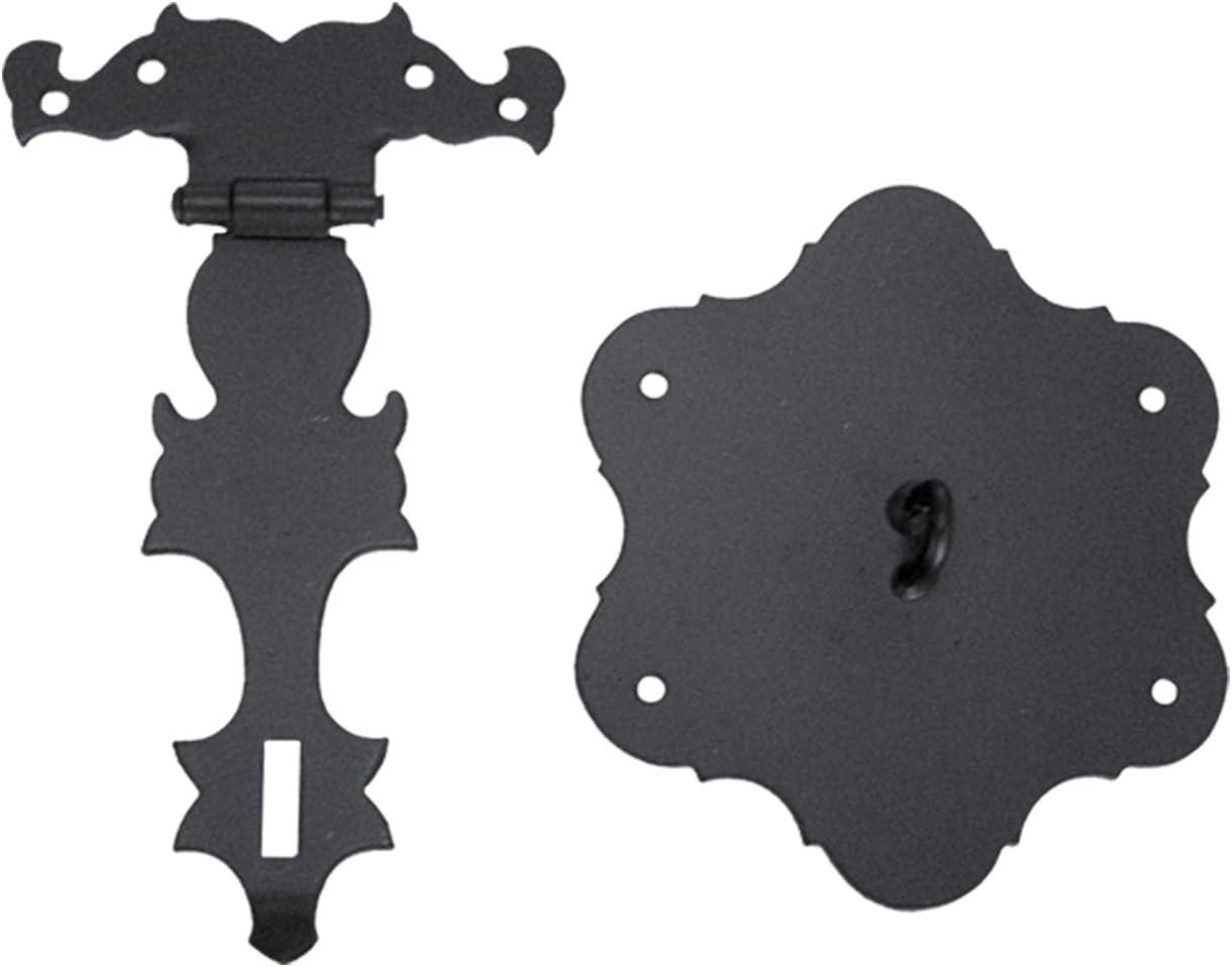 Imex El Zorro 73896 Cierre para arc/ón con cerradura, 115 x 170 mm