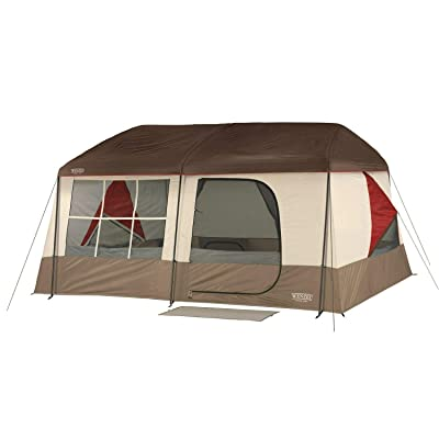 RT 9 Person of Kodiak Outdoor Easy Set-Up Tent: Garden & Outdoor