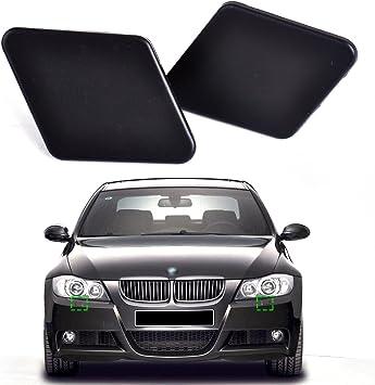 Genuine BMW E92 E93 LCI Headlight Washer Jet Nozzle Cover Cap Left Driver OEM