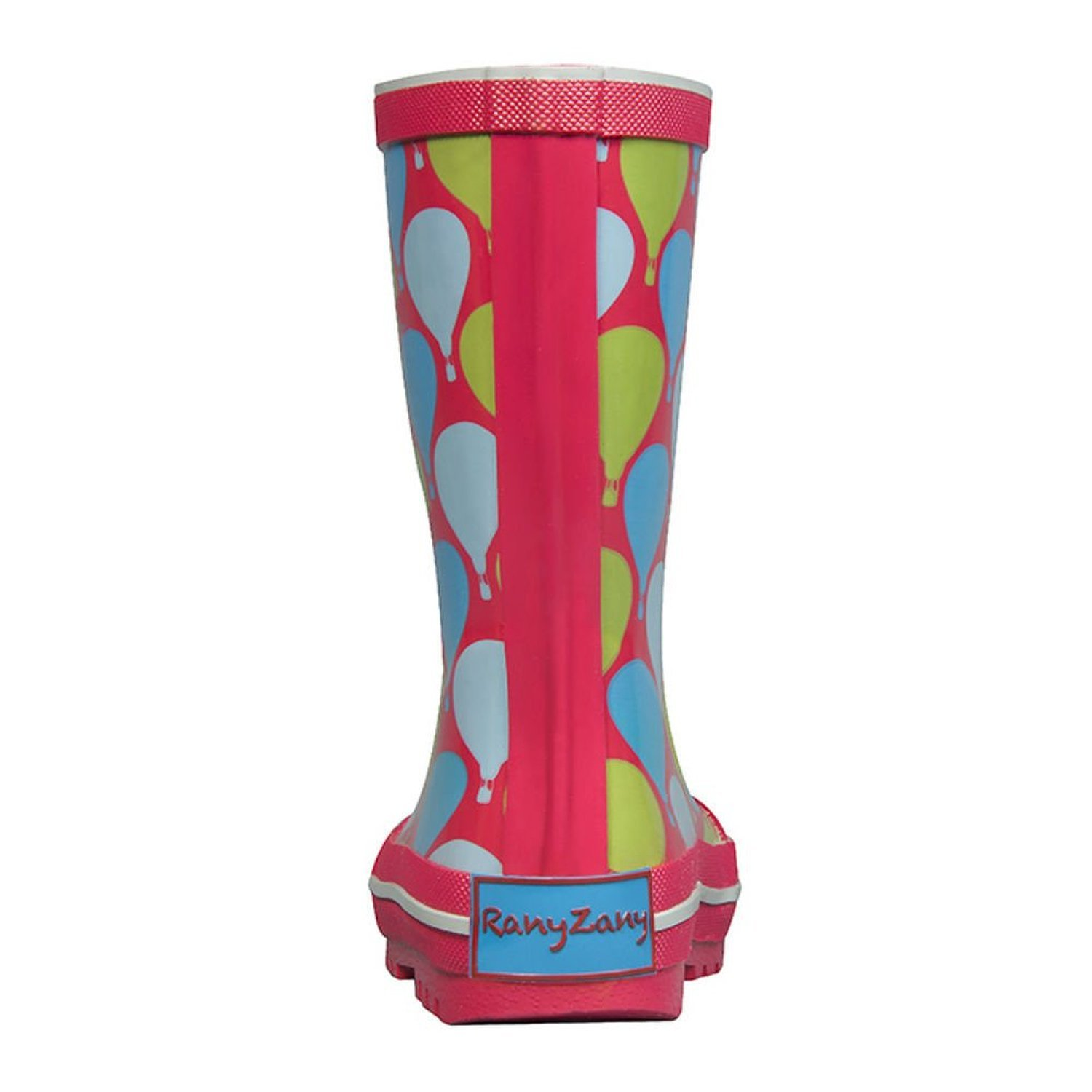 Amazon.com | Clearance Sale! RanyZany Hot Air Balloon Rain Boots