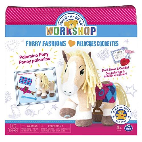 Build-A-Bear Workshop - Furry Fashions - Palomino -