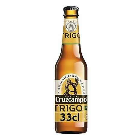 Cruzcampo Cerveza Trigo - 330 ml: Amazon.es: Alimentación y ...