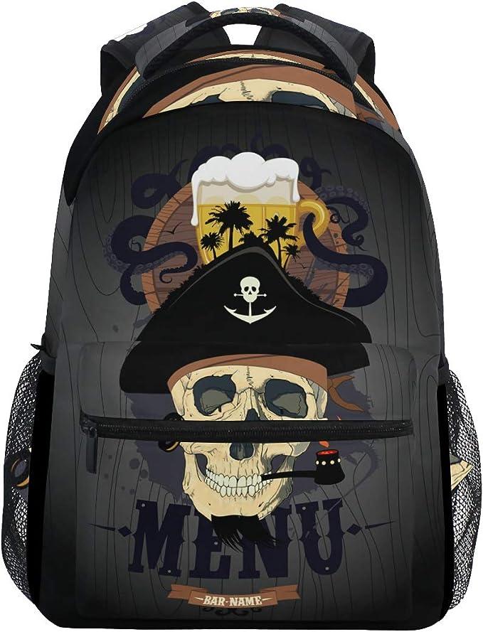 Acheter sac à dos college tete de mort online 3