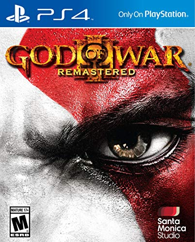 PS4 GOD OF WAR III REMASTERED (US)