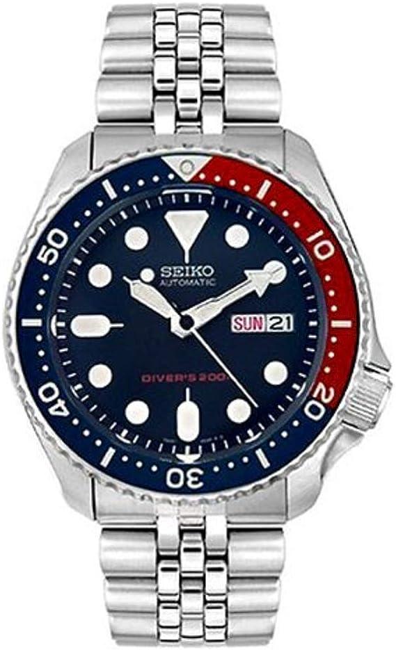 [セイコーimport]SEIKO腕時計逆輸入海外モデルネイビーSKX009KDメンズ