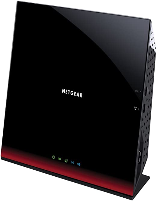 396 opinioni per Netgear D6300-100PES Modem Router Wi-Fi AC1600 Mbps, Dual Band, 5 porte Gigabit