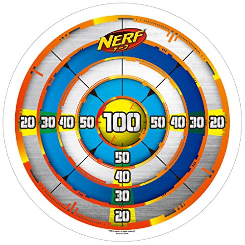 NERF Strike elite shooting target