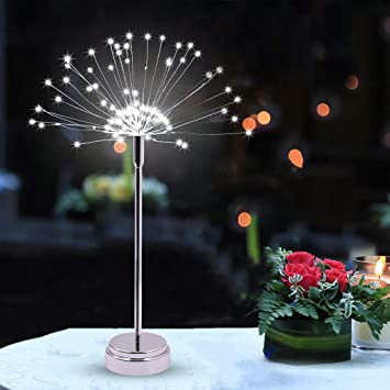 Amazon Com Gotian Firework Lights Garden Light 40 Led