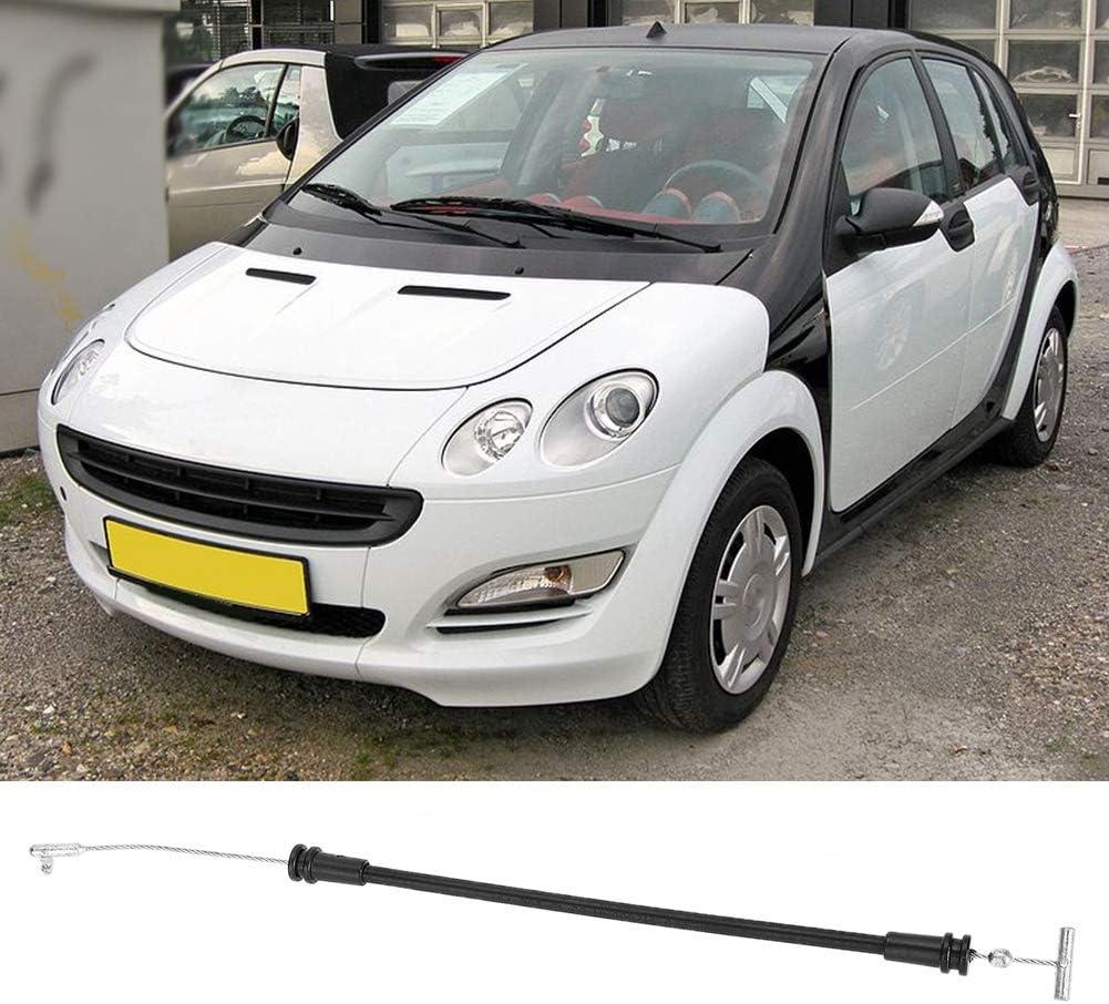 Kimiss Türgriffkabel Auto Außentürgriffkabel Vorne Außen Für Smart Forfour 2004 2006 A4547230169 Auto