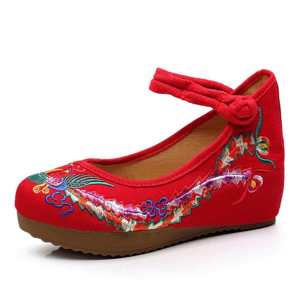 XHX Chaussures 40) en Tissu Talons pour Femmes Chaussures À Talons Taille Hauts À Talons Chaussures De Mariage Élégantes (Couleur : Red, Taille : 40) Red 9606ce1 - shopssong.space