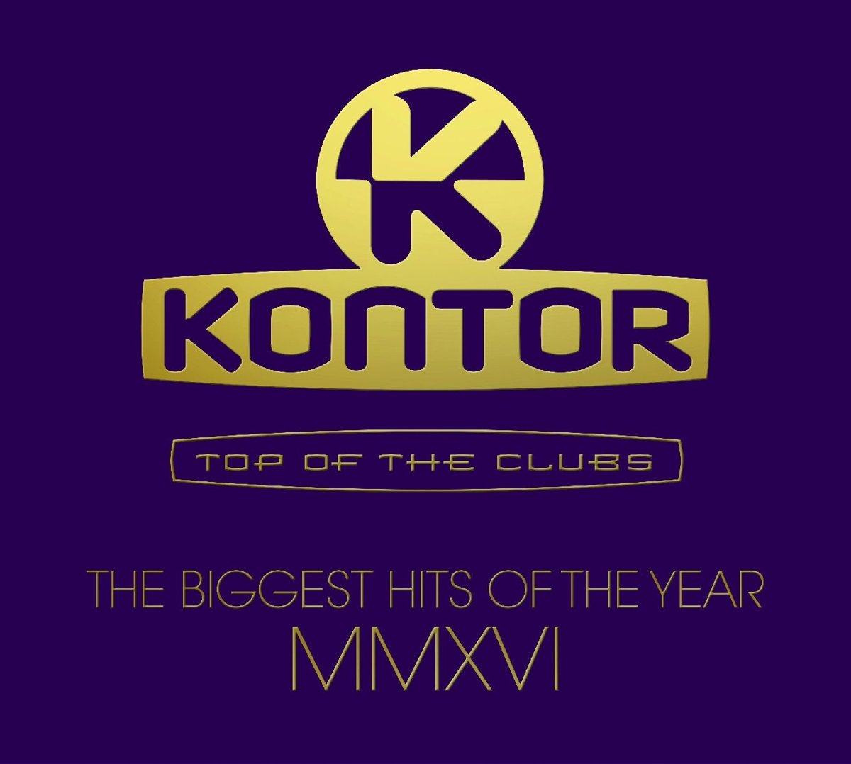 VA - Kontor Top Of The Clubs The Biggest Hits Of The Year MMXVI - 3CD - FLAC - 2016 - VOLDiES Download