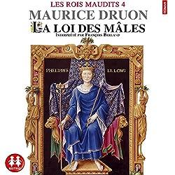 La loi des mâles (Les rois maudits 4)