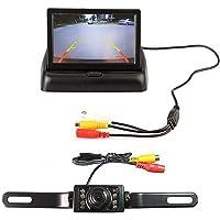 ROGUCI Sistema de cámara trasera para coche