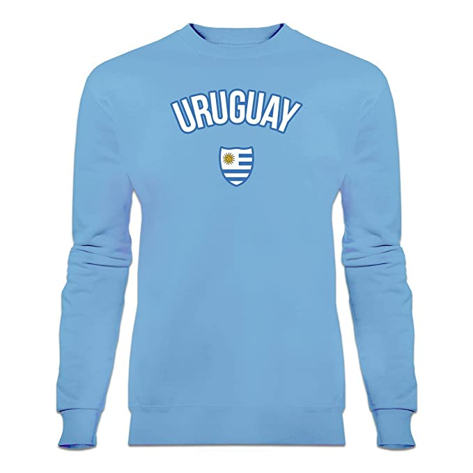Sudadera URUGUAY Fan by Shirtcity