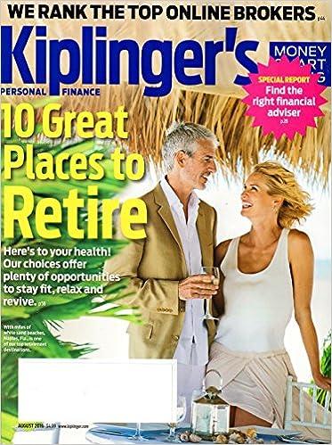 Kiplinger best places to retire