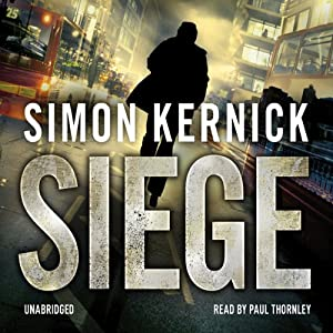 Siege Audiobook