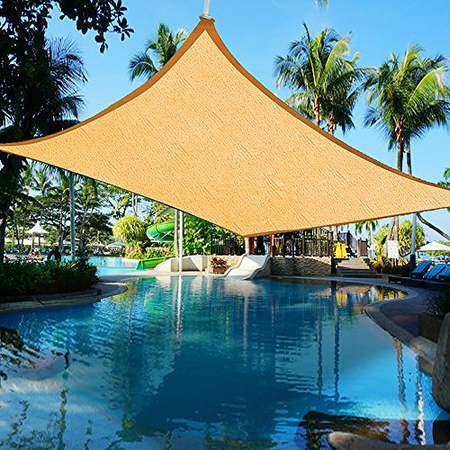 Yescom Rectangle Shade Outdoor Canopy