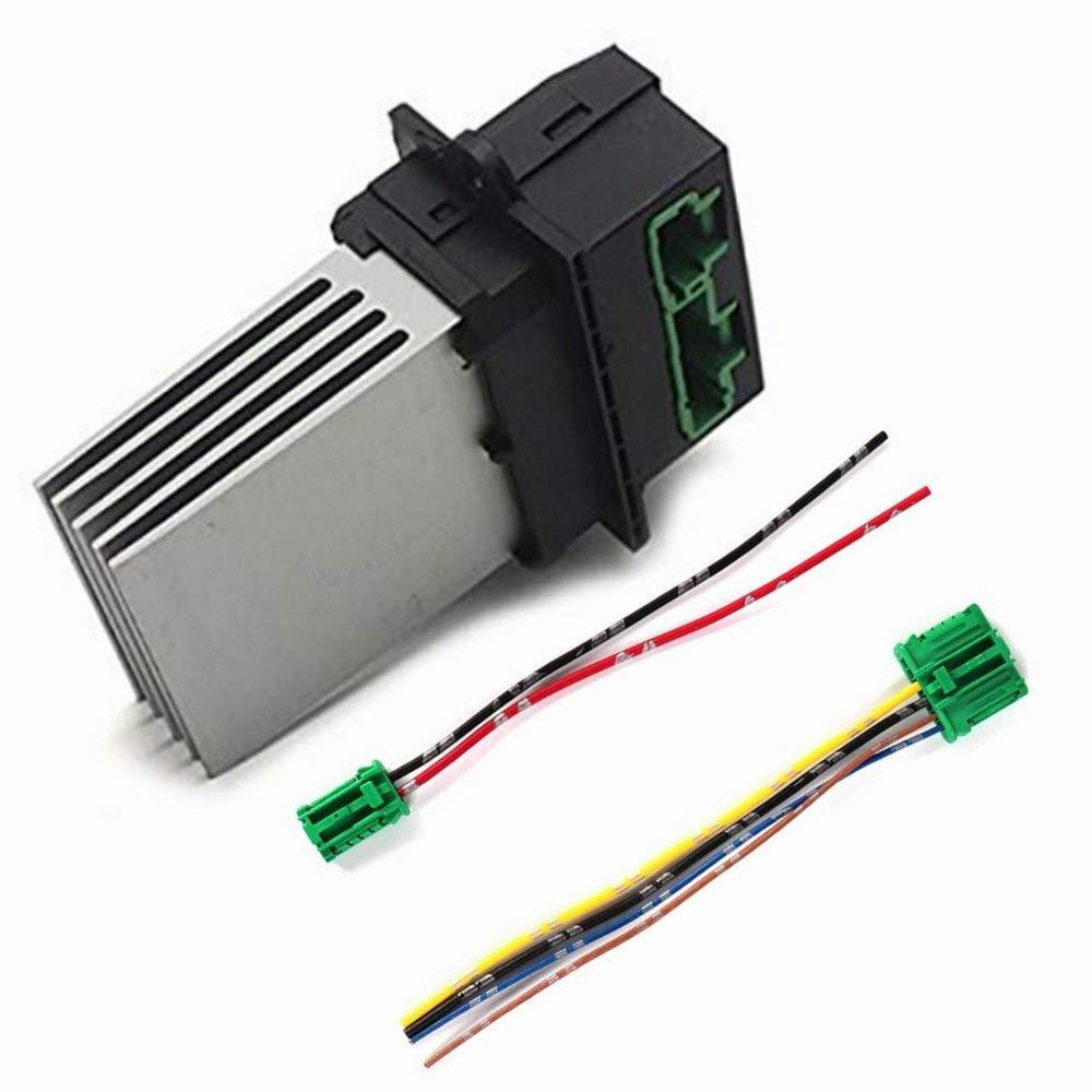Calentador Motor Resistencia del soplador Aire Issyzone