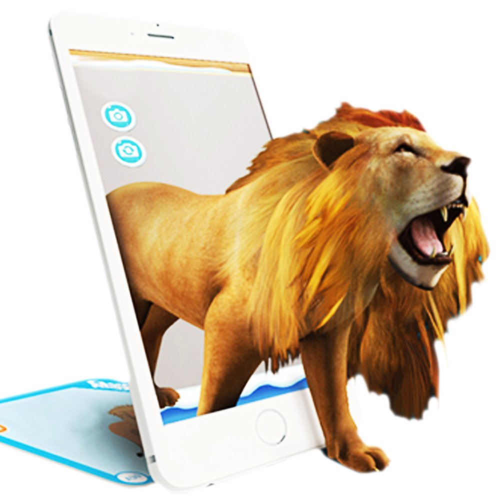 Augmented Reality Flash Cards