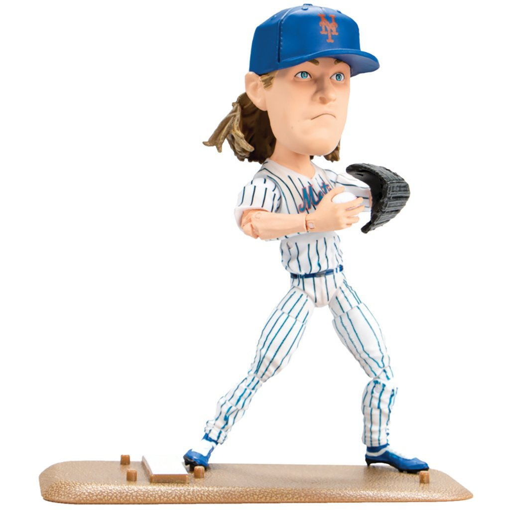 Noah Syndergaard New York Mets Baller Special Edition Pose-able Figure From Sports Crate Loot Crate