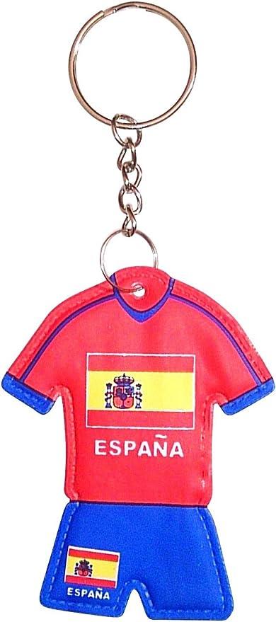 Llavero maillot España: Amazon.es: Deportes y aire libre