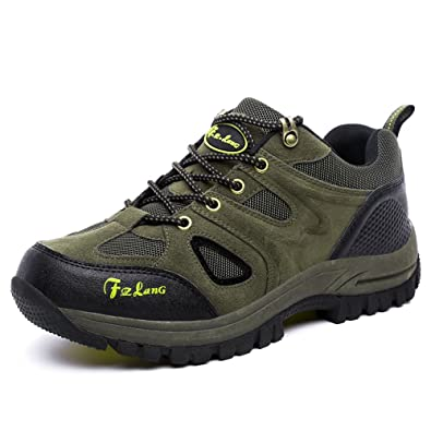 Men's Women's Trekking and Hiking Shoes Outdoor Anti-Skid Breathable Walking Sport Sneakers 36-48