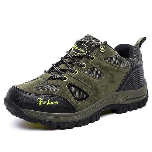 Hishoes Scarpe da Trekking Uomo Donna dad97ecd88e