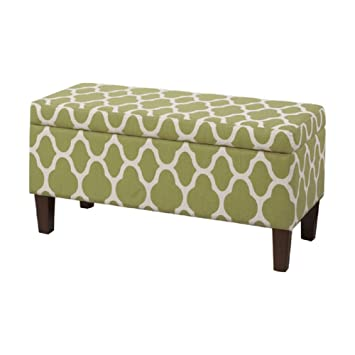 Amazing Amazon Com Homepop Upholstered Decorative Storage Ottoman Ocoug Best Dining Table And Chair Ideas Images Ocougorg