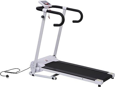 Homcom Cinta de Correr Plegable y Eléctrica de 500W para Fitness...