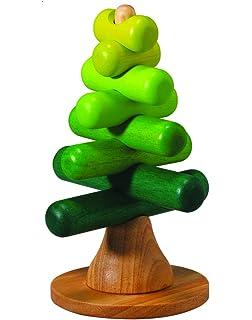 0514000 PlanToys Balancing Tree Game Plan Toys Inc