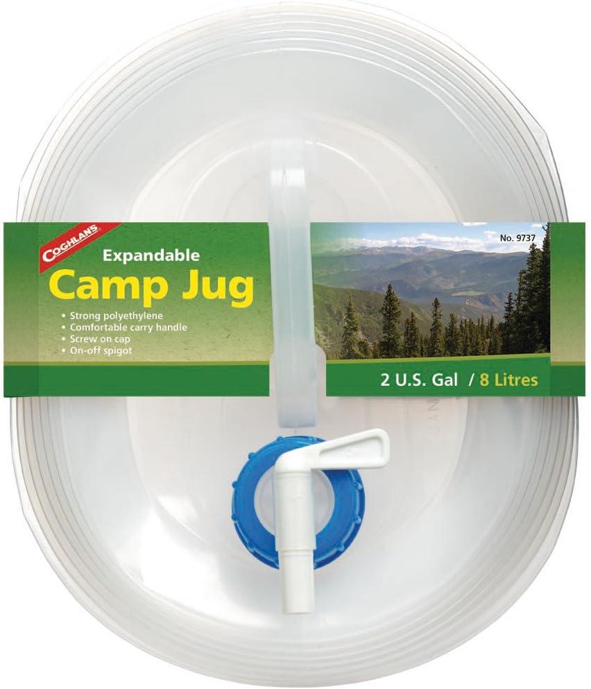 Camping urgence comprimés Coghlan/'s Two-Step Eau Potable Système de purification