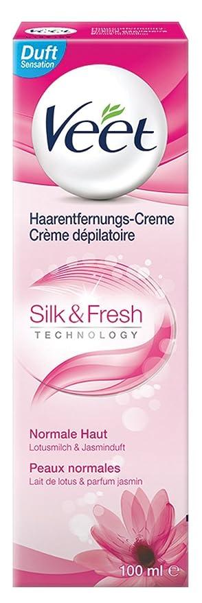 Veet depilación crema para la piel normal, 1 pieza