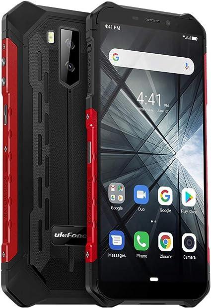 Amazon.com: Ulefone Armor X3 - Teléfono móvil 3G (32 GB), Rojo