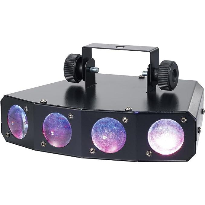 Proyector LED con efectos dl-led163 Renkforce: Amazon.es: Electrónica