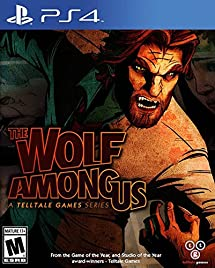 The Wolf Among Us - PS4 [Digital Code]