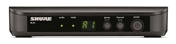 Shure BLX4 Single Channel Wireless Receiver, K12